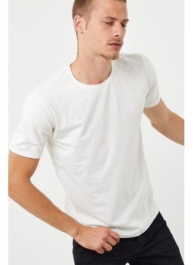 Densmood Tişört Beyaz